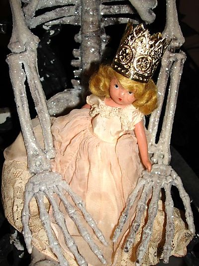 Skeleton doll 3