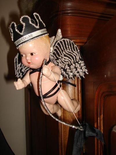 Cupid black