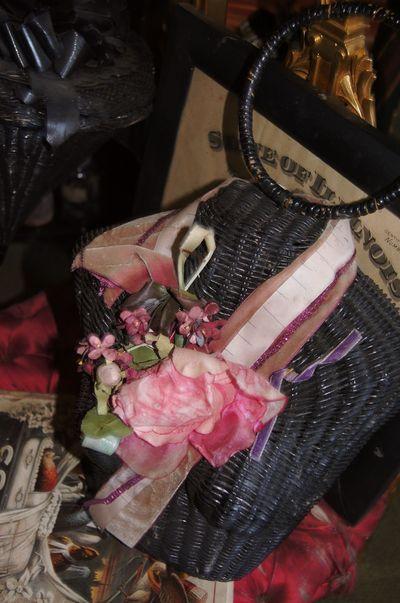 Antique purse