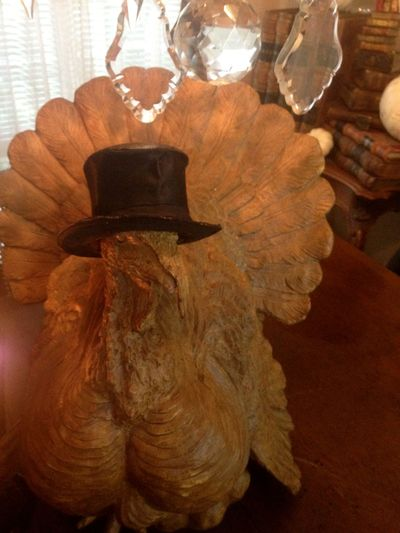Top hat turkey